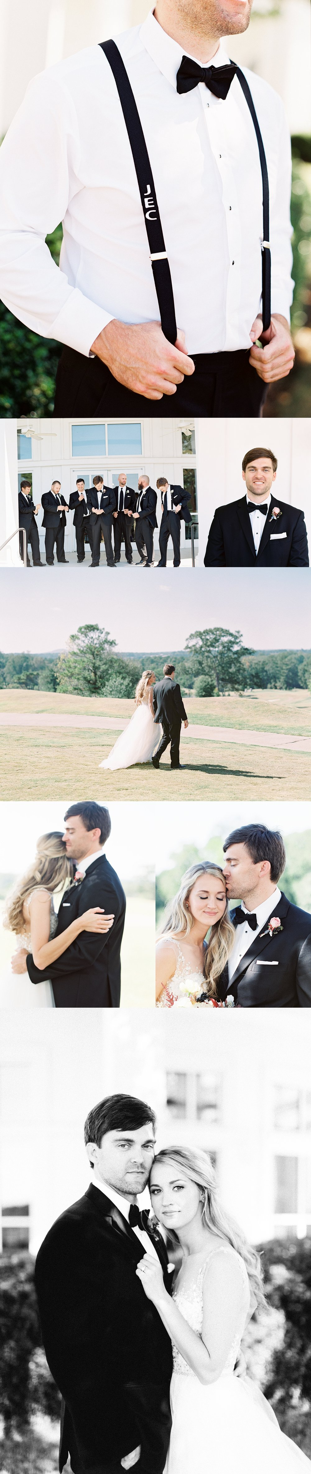 Asheville wedding photographer high end film fine art