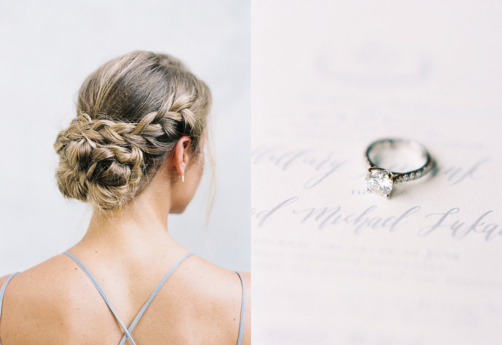braided wedding hair braid updo