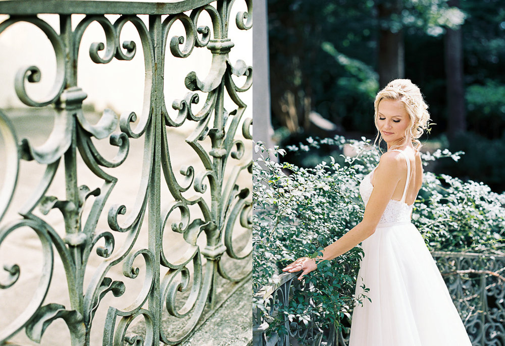 Swan House wedding spring Atlanta photographer