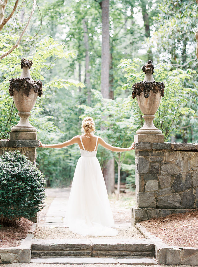 Swan House wedding summer Atlanta photographer