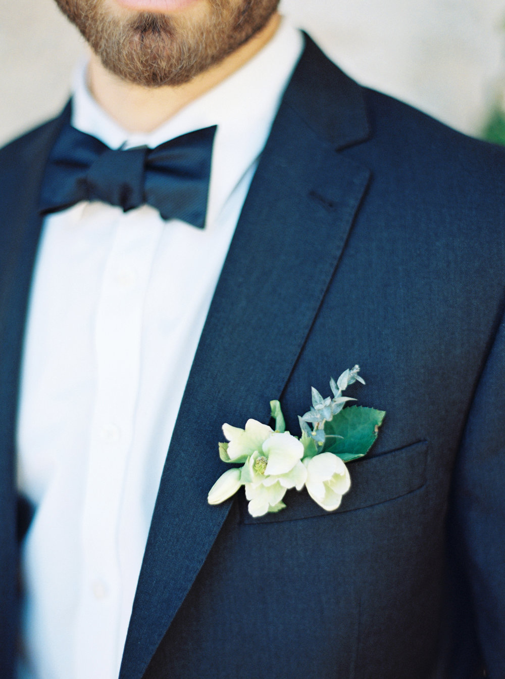 Black wedding tux Atlanta