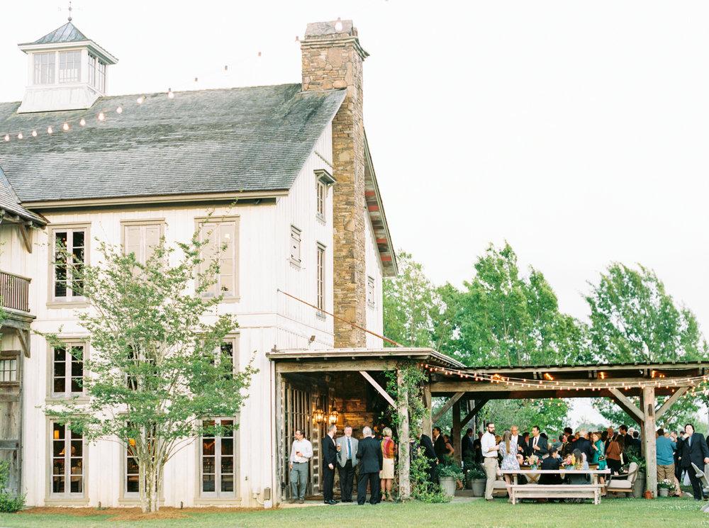 Elegant barn wedding Nashville