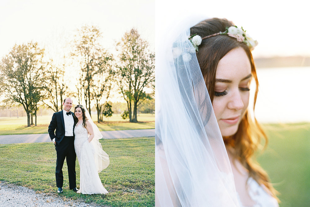 Classic fall wedding