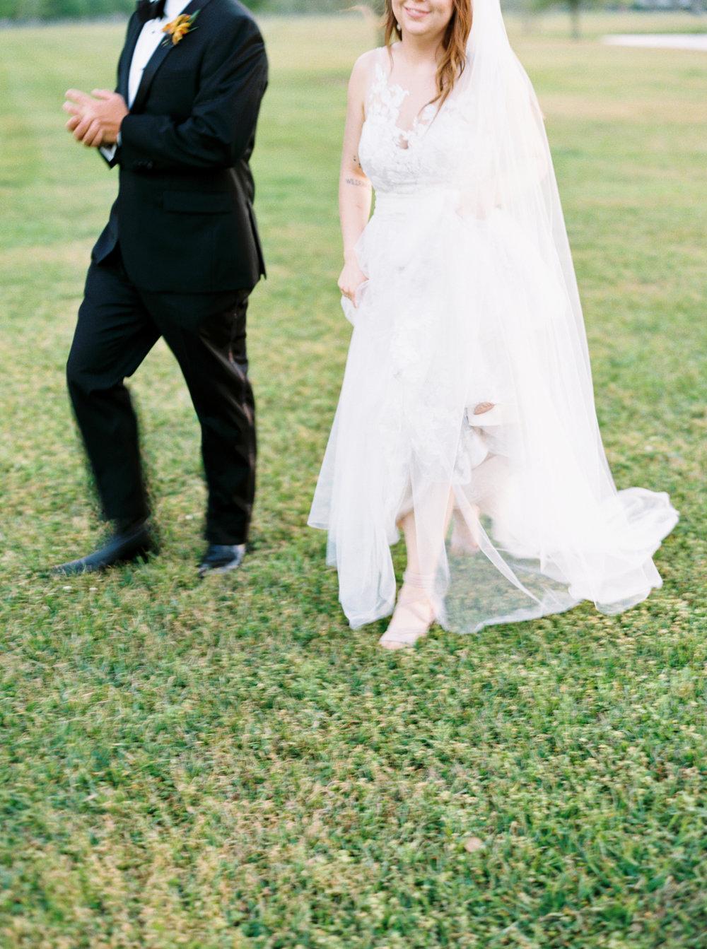 Highlands North Carolina wedding
