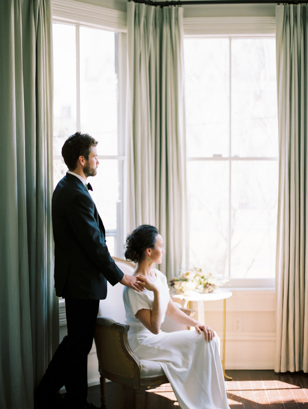 Sophisticated southern wedding Savannah