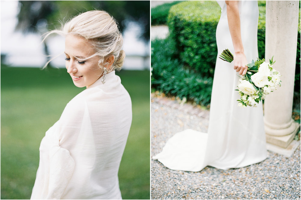 Lowndes Grove Wedding Charleston