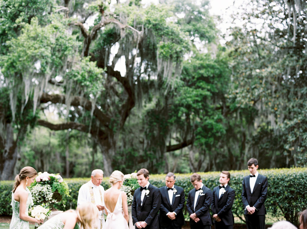 Ford Plantation Wedding photographer film