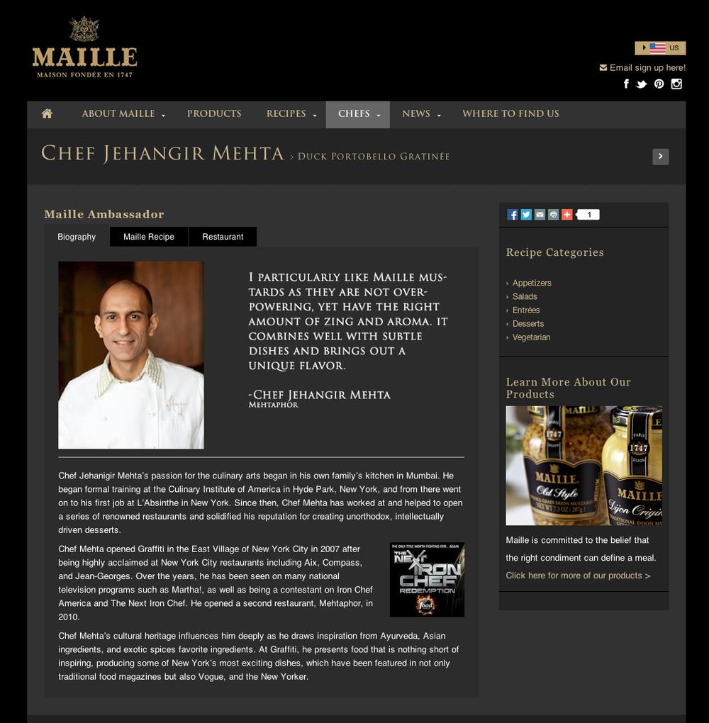 Maille Online : Oct 2014
