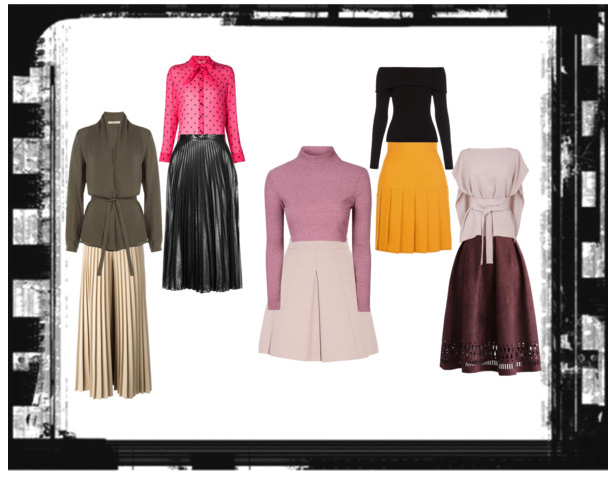 Pants, skirts, and dresses.. There's a style for everyone. Which style will you try?