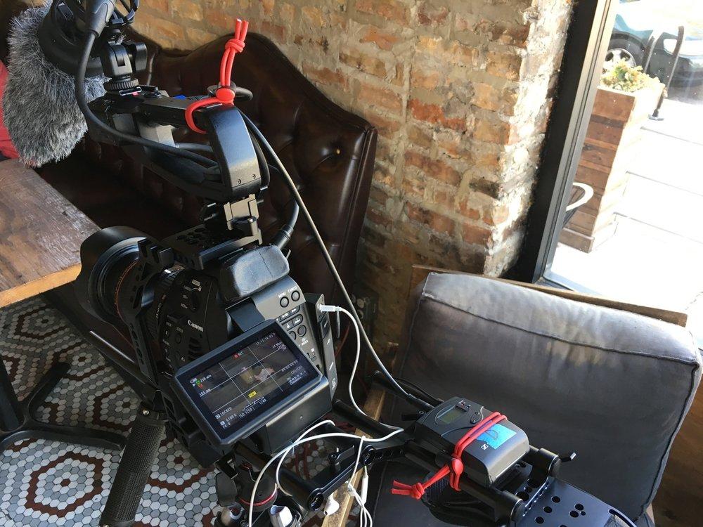 C100 Setup