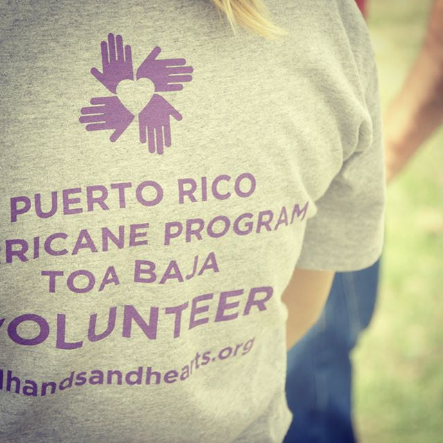 Had the chance to work with another #ngo today, @allhandsandhearts. @generalelectric and All Hands All hearts are working to repair houses in #yabucoa #puertorico. It's really great to see the kind of work that these groups are doing. . . . . . #filmmaking #videoproduction #videography #video #travel #documentary #horsesofinstagram #xlpuertorico