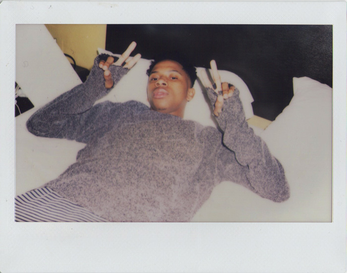 DISPOSABLES VOL. 4  Outtakes from Mud's Melat and Yüth shoots, and a night out at BIYDIY.
