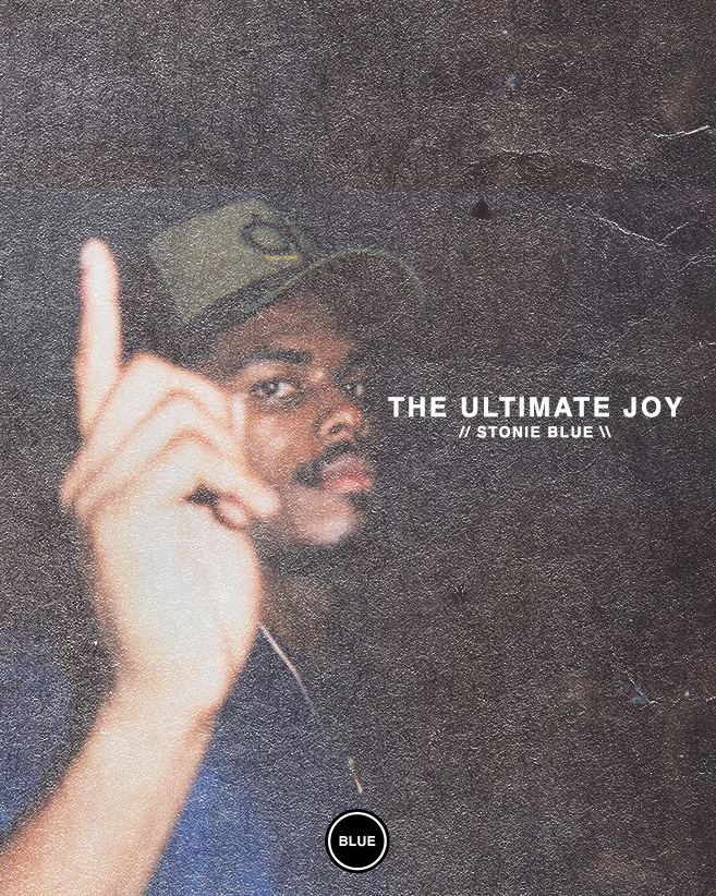 SPOTLIGHT / THE ULTIMATE JOY Dallas native, Stonie Blue delivers his latest mix The Ultimate Joy.Get well Cudi!