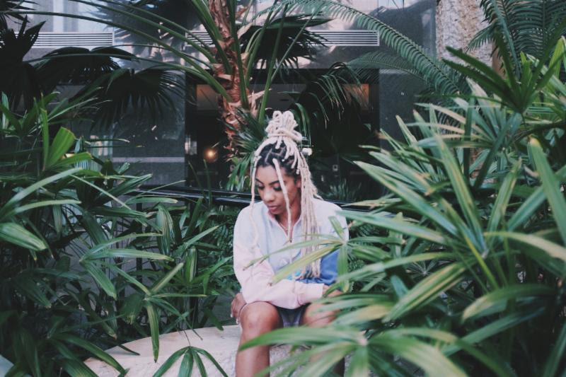 """BOSCO / """"CASTLES"""" Bosco's back like she never left. Stream the video for the Atlanta native's latest release, """"Castles"""" featuring soulful southern duo St. Beauty."""