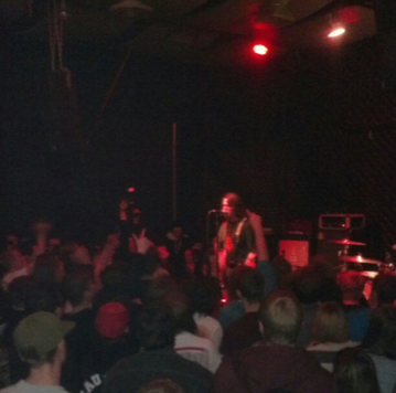 Title Fight, October 30, 2012