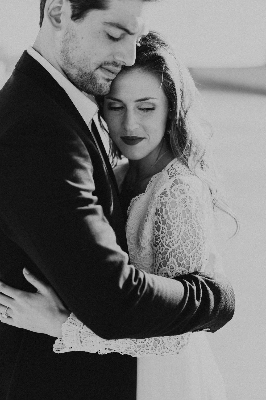 Morgan + Christian | Engagements | Austin, TX skyline & Emma Long Metropolitan Park-15