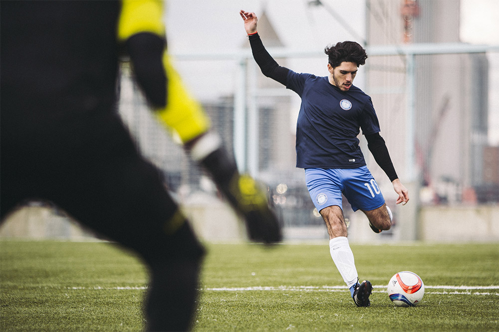 Meet the Next-Gen soccer player at Storelli.com