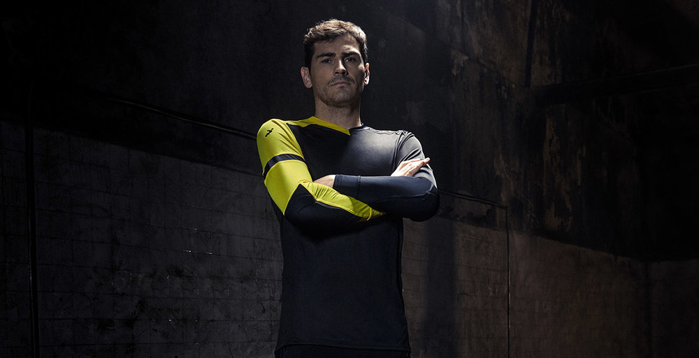 Iker Casillas is still a badass.