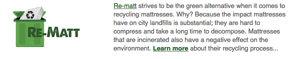Re-Matt's Feature in the February Green Calgary Newsletter