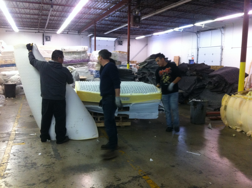 Re-Matt: Calgary Mattress Recycler