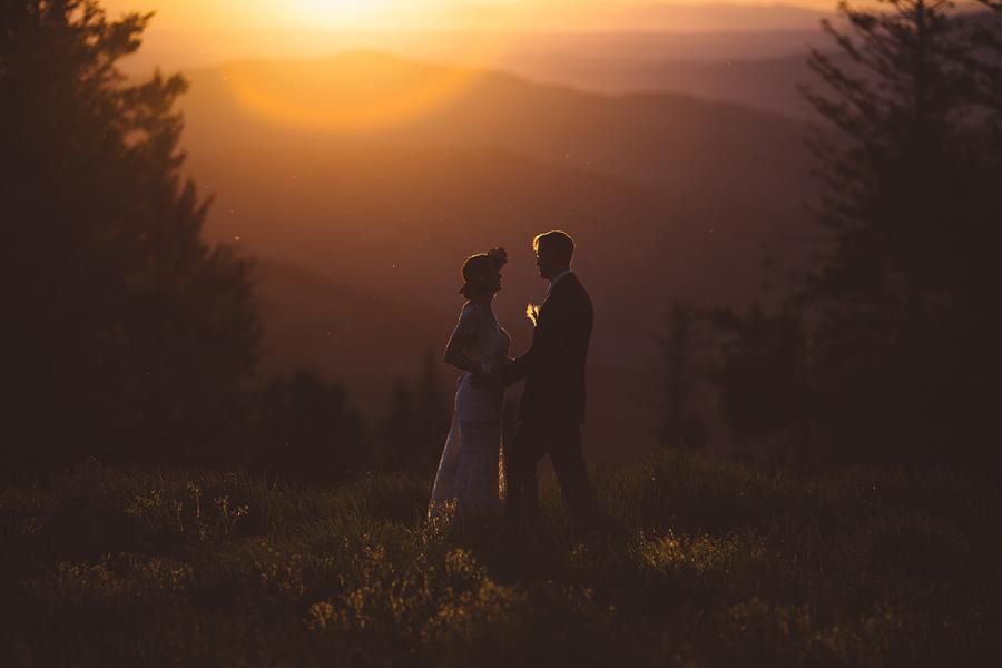 Molly + John    Idaho Mountain Wedding    Boise, ID