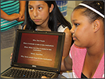 My Nurse Aaliyah Bradford, Saida Diaz, Itzel Pinion Ochoa Middle School, Pasco