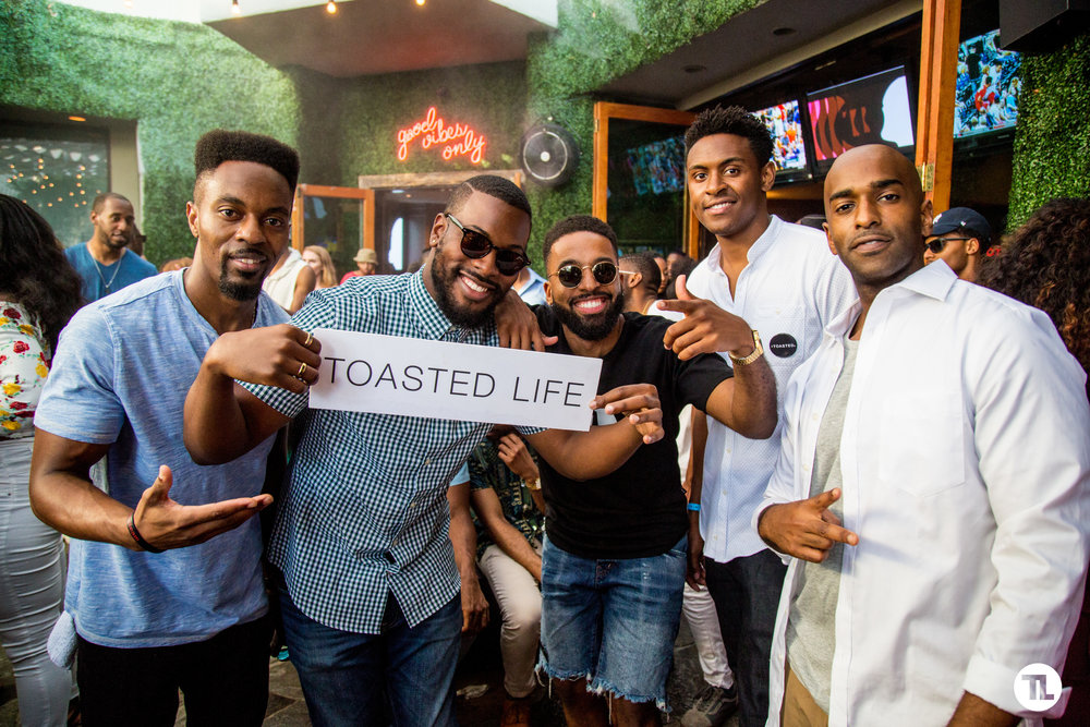 Los Angeles: Toasted Life BET Weekend Day Party