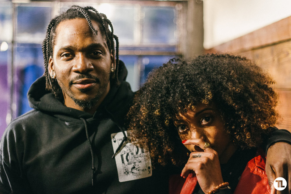 Pusha-T Meet & Greet at PURE Oakland