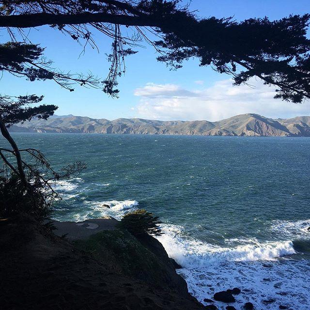 🌊 #landsend #happyplace #ocean