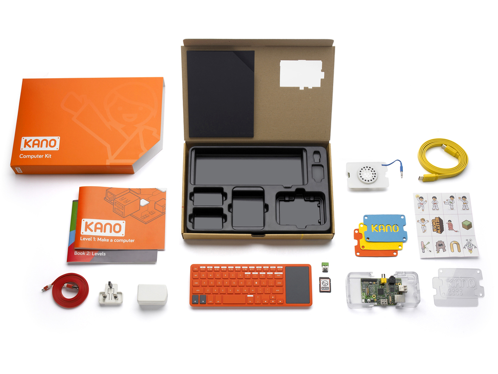 Kano DIY Computer