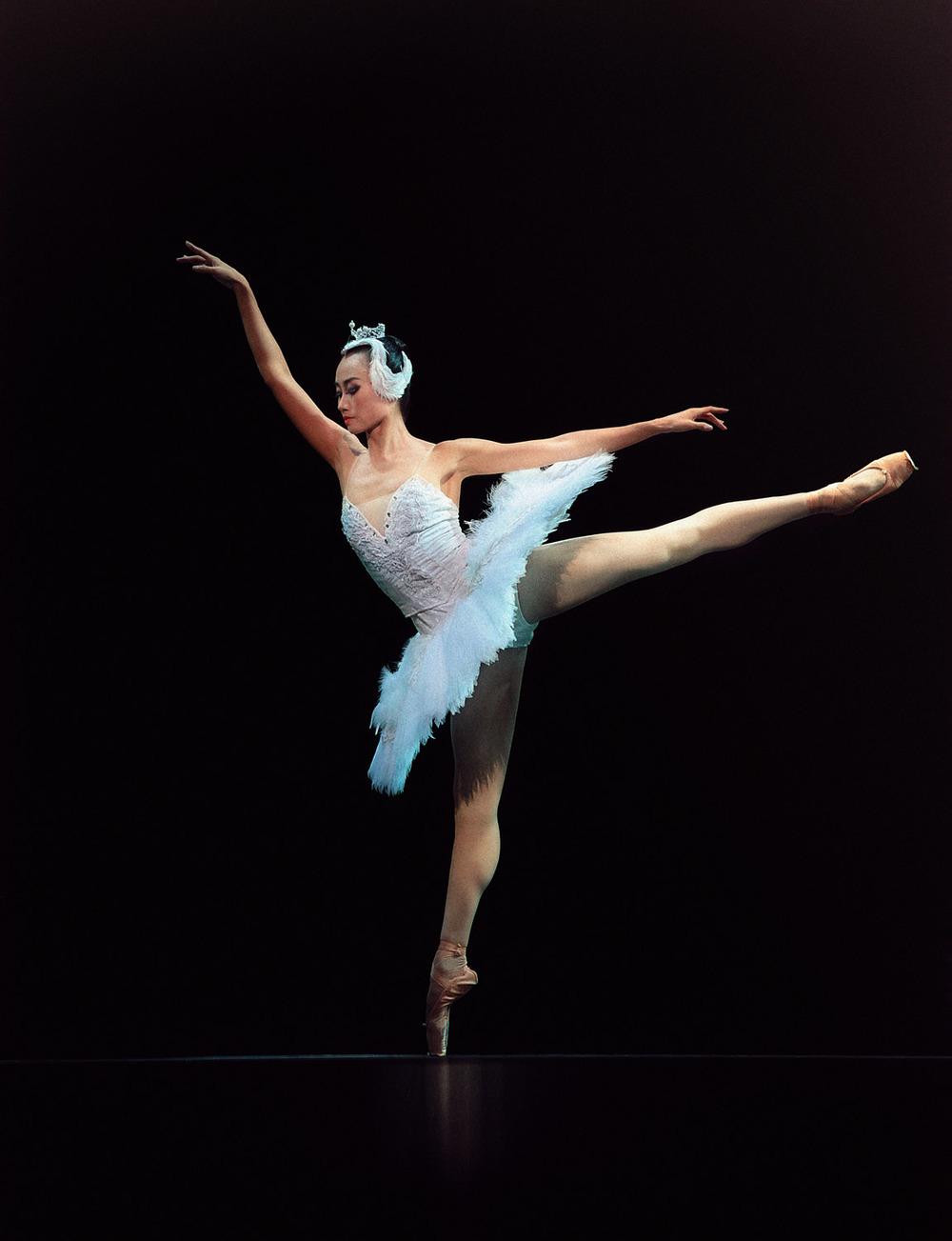 香港芭蕾舞团�天鹅湖
