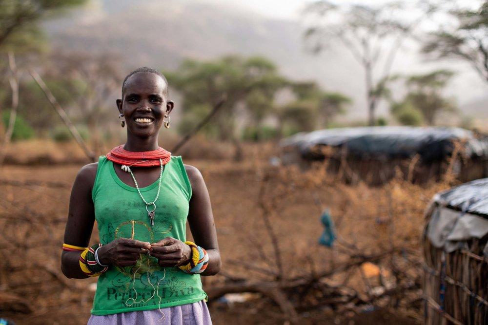 Women in Samburu