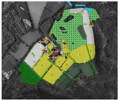 Phase 1 Habitat Map