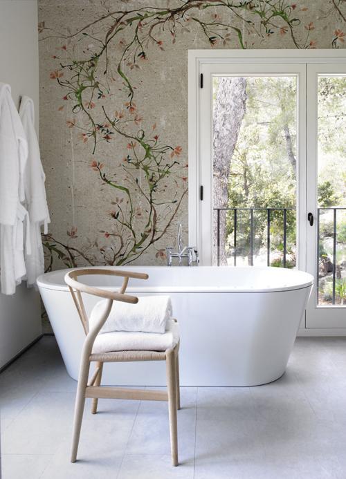 Badezimmer deko vintage