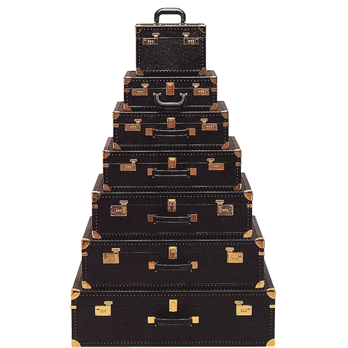 pascal-morabito-1982-valise-malle-cabine-cuire-noir-or.png