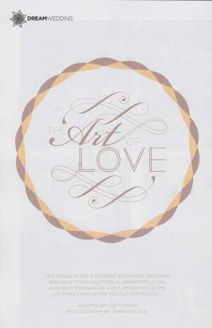 ART LOVE WEDDING