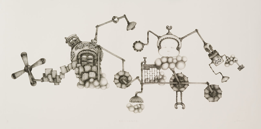 漫游空中的機械城堡 | VIAJANDO PELO CÉU NO CASTELO MECÃNICO | A MECHANICAL CASTLE CRUISING IN THE SKY
