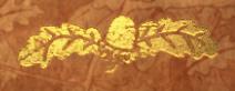 acorn motif in Galdo's Gift