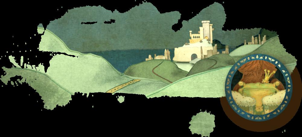 Galdovia fantasy land