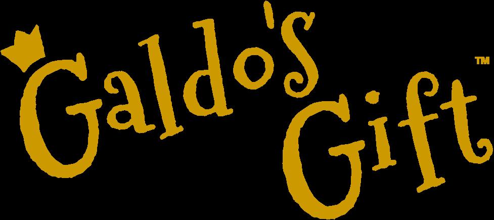 Galdos Gift yellow logo.png