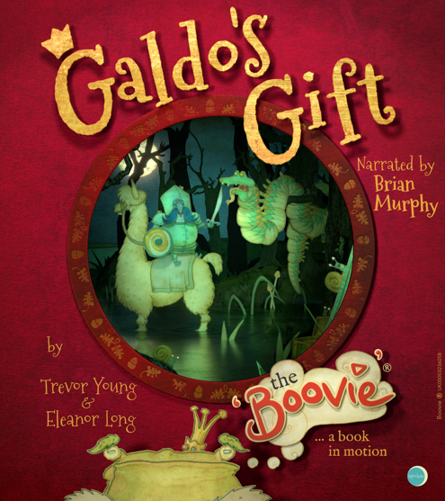 Galdo's Gift red book cover.png