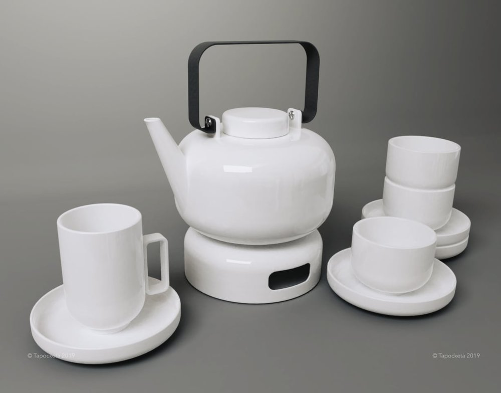 Product Design Visualisation