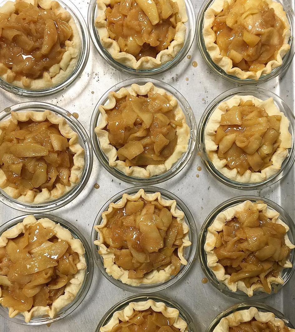 Apple Pies!