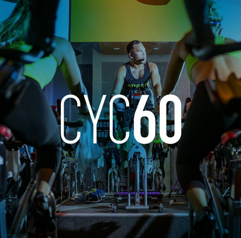 Cyc60  This is for the rider who wants an extra challenge and is ready to leave it all on the bike. Who doesn't want an extra 15 minutes with their Cycologist? Change your body and your mind.