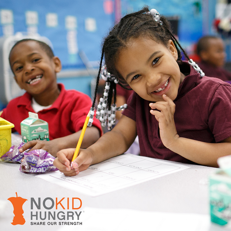 For as little as $2, you can change the course of the day for an entire classroom. Build a breakfast today.