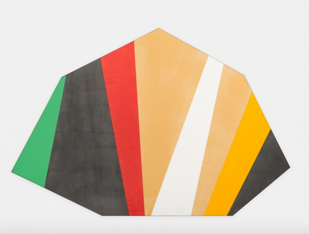 Kenneth Noland - Half Day, 1976