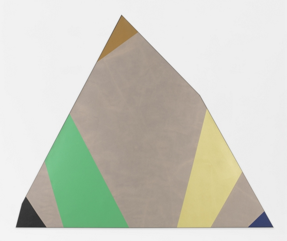 Kenneth Noland - Orientate, 1976