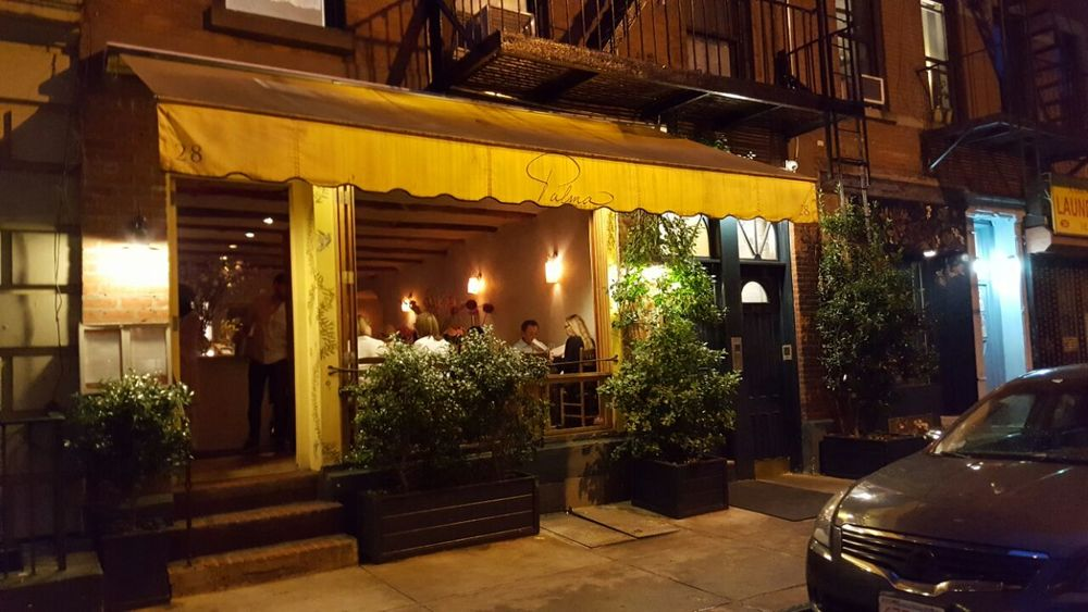 Palma by Dani Zaccai - Italian restaurant West Village Manhattan New York City10.JPG