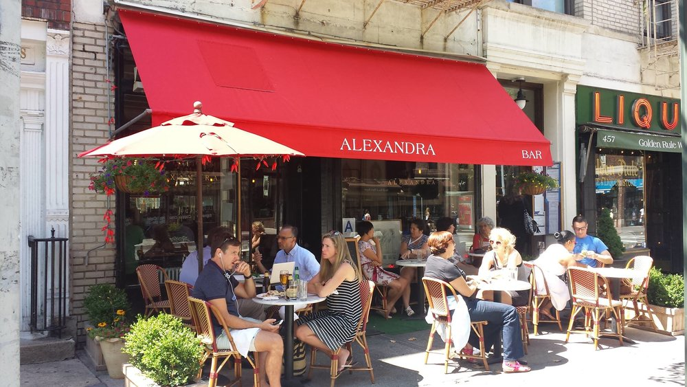 Alexandra Restaurant West Village Manhattan New York.jpg