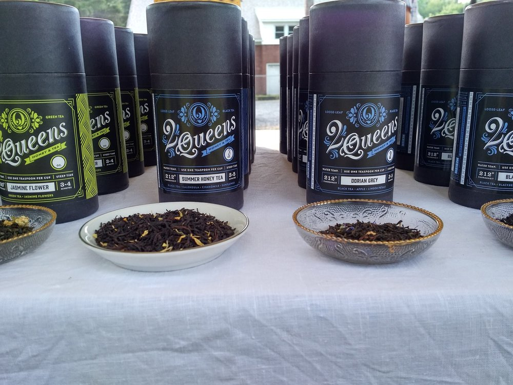 Narrowsburg Farmers Market - 2 Queens Honey and Tea.jpg